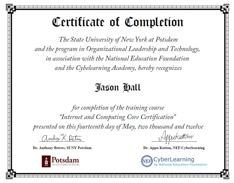 Amazing Completion Certificate Sample To Course Completion Certificate Format